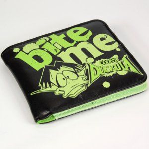 Count Duckula 'Bite Me' Wallet