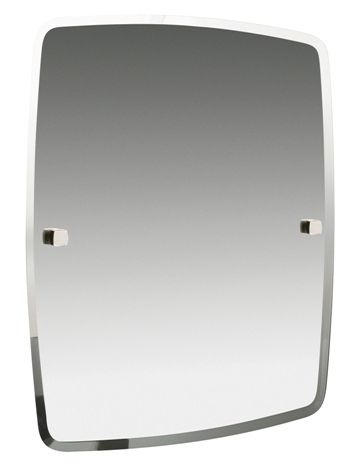 Miller Denver Chrome Bevelled Mirror
