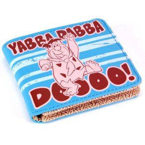 The Flintstones Yabba Dabba Dooo Wallet