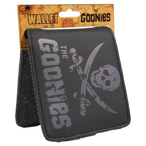 The Goonies Skull & Crossbones Wallet