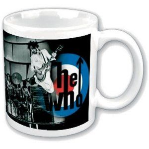 The Who On Stage Mug